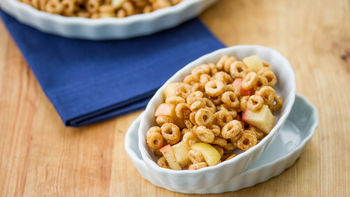 Apple Pie Hot Buttered Cheerios™