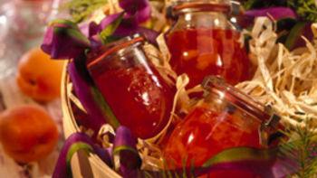 Pineapple-Apricot Jam