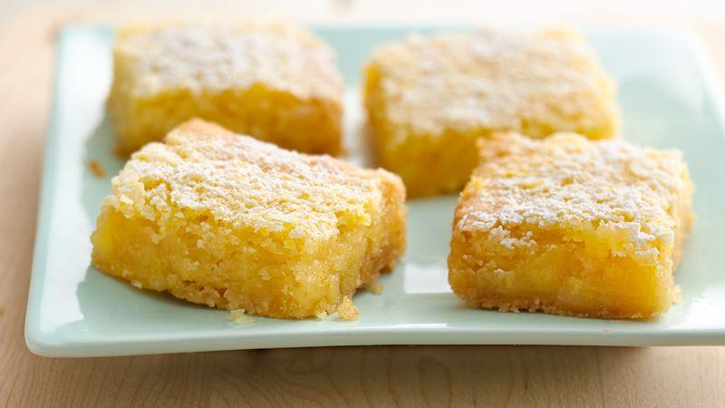Easy Gluten-Free Lemon Bars