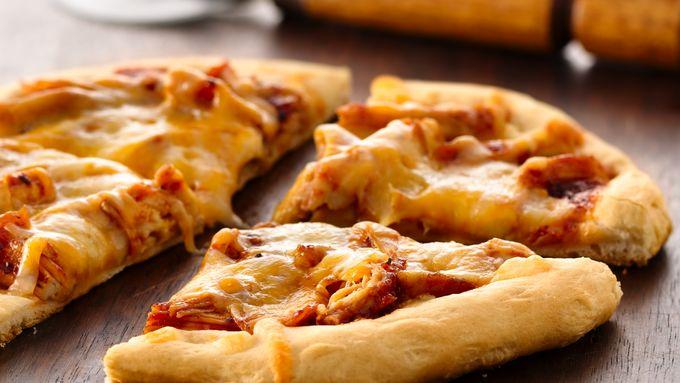 Grands!® Barbecue Chicken Pizzas