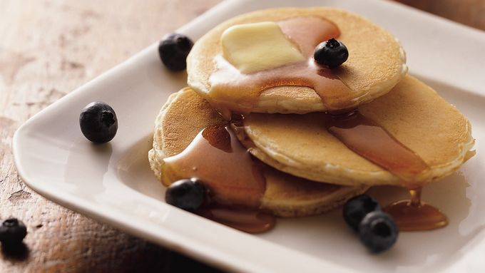 Big-Batch Pancakes