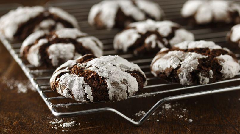 Gluten-Free Chocolate Crinkles