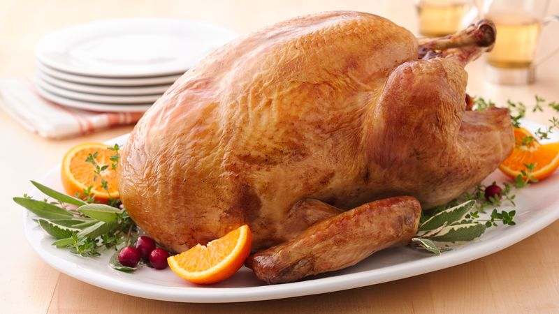 The Best Brined Turkey