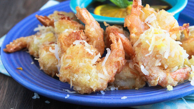 Crispy Coconut Shrimp