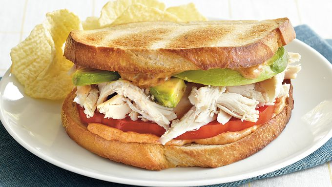 California Chicken Sandwiches