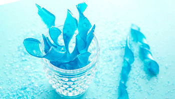 DIY Icicle Candy