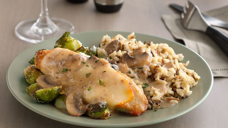 Chicken Gloria Casserole