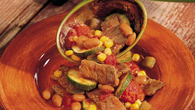 Mexican Steak Stir-Fry