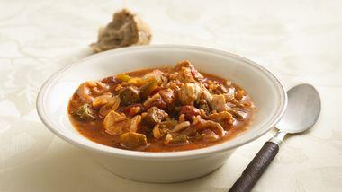 Catfish Stew