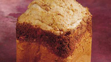 Bread Machine Hot Buttered Rum Loaf