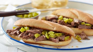 Slow Cooker Mississippi Roast Sandwiches Recipe From Betty