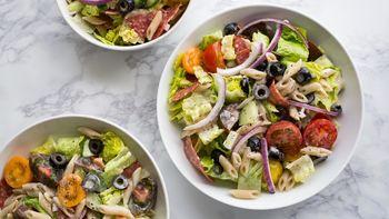Creamy Italian Sub Salad