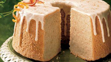 Spice Chiffon Cake