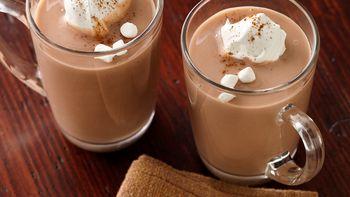 Spiced Hot Chocolate Yogurt Cup