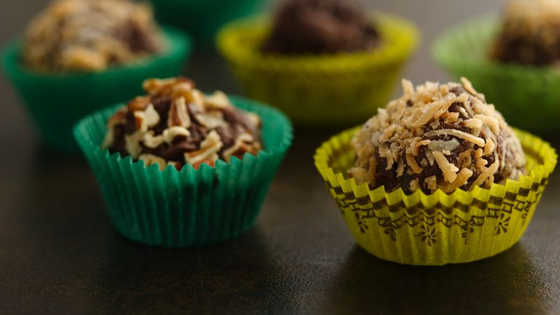 Brigadeiros (Sweet Chocolate Truffles)