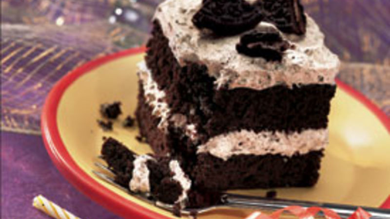 Cookies and Cream Torte