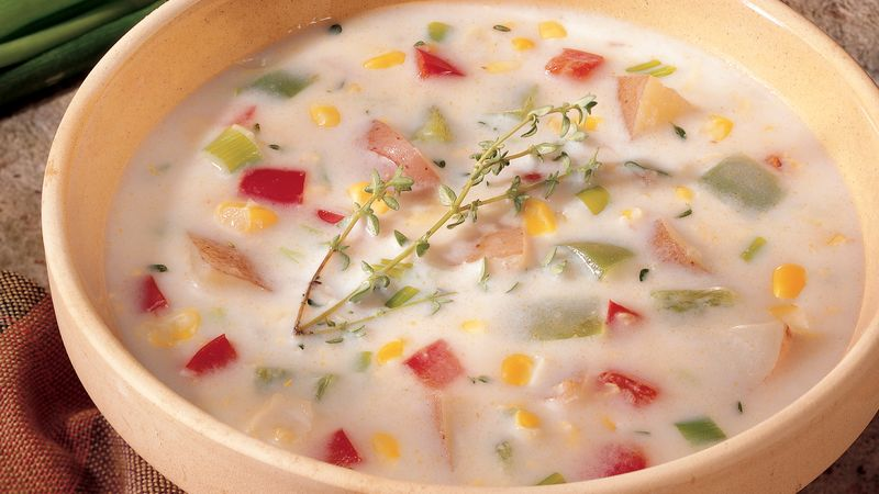 Chunky Vegetable Chowder
