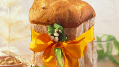 Whole Wheat-Cranberry Bread