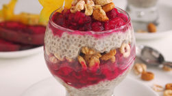 Chia Pudding with Cheerios™