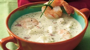 Seafood Bisque