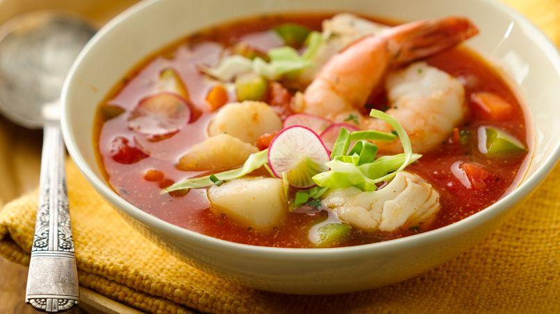 Tilapia Fish Stew