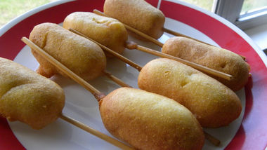 Gluten-Free Best Ever Corn Dogs