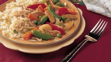 Gluten-Free Coconut Ginger Rice