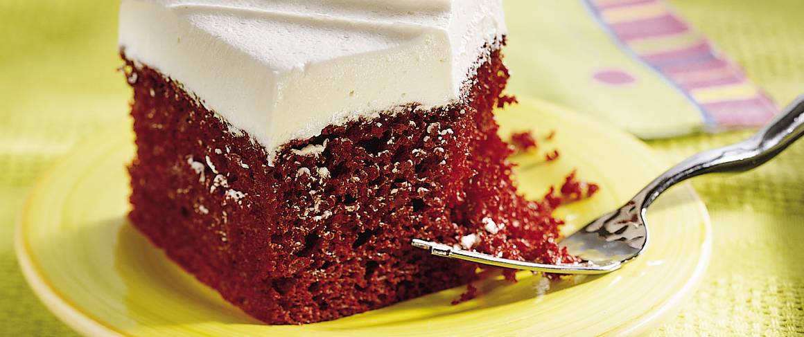 Red velvet cake recipe vegetable oil