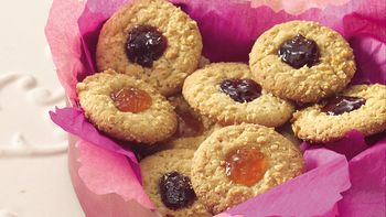 Quick and Nutty Jam Gems