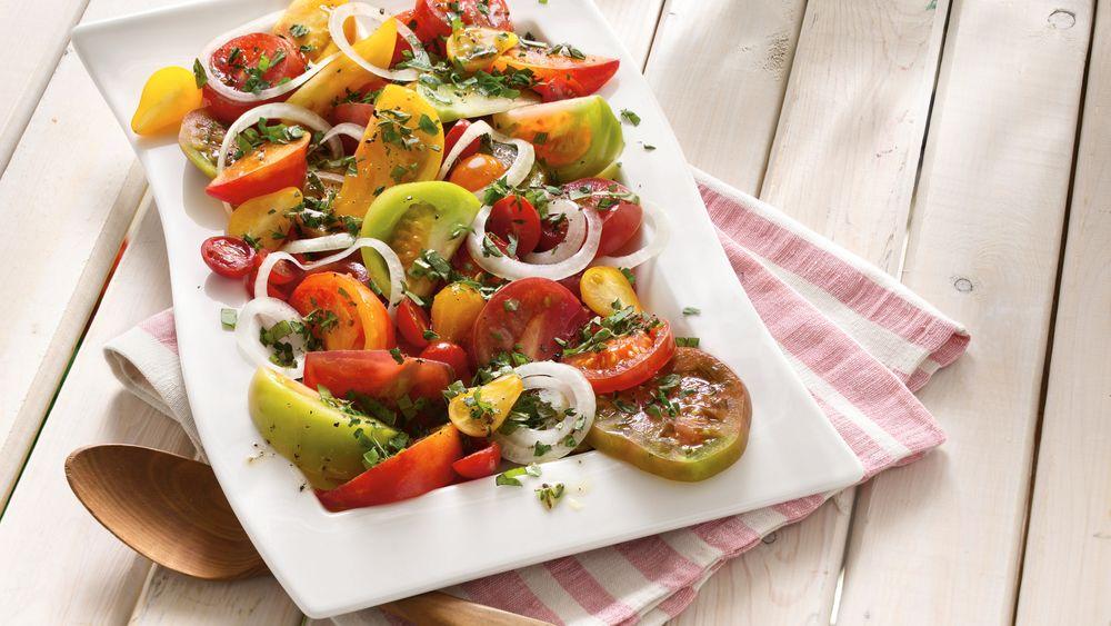 Tomato and Herb Salad