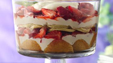 Sweet Breakfast Trifle