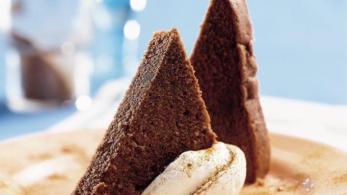 Cinnamon Chocolate Pound Cake