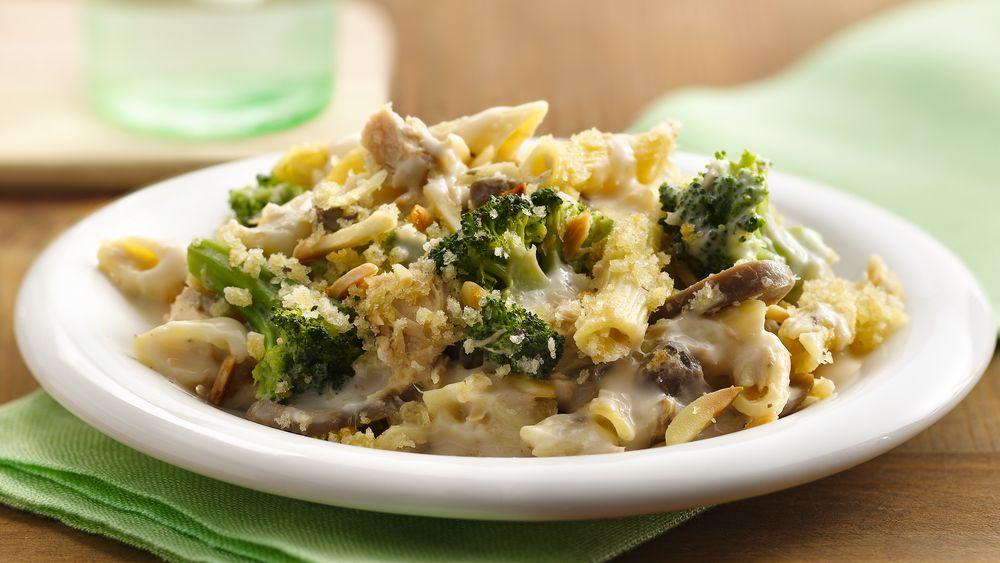 Tuna-Broccoli Casserole