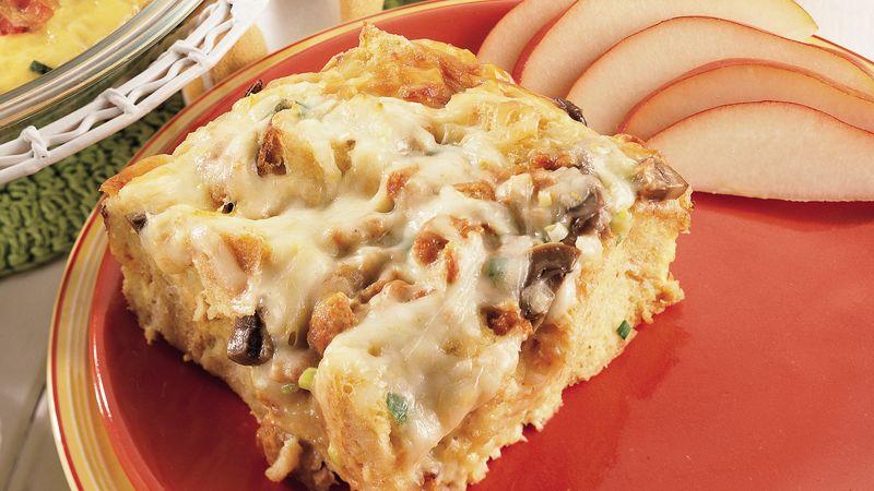 Overnight Italian Breakfast