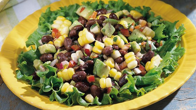 Miami Black Bean and Corn Salad
