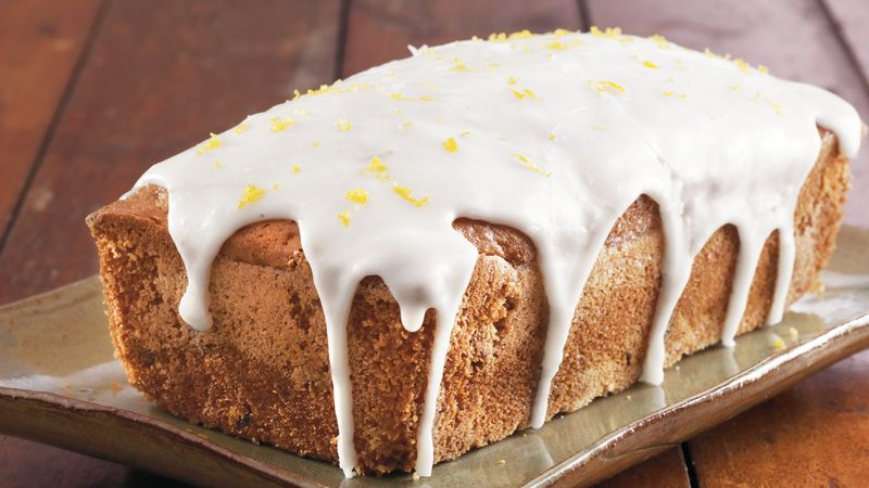 Cranberry-Lemon Tea Bread