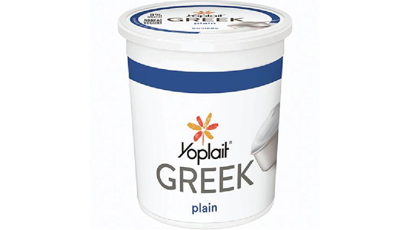 Greek Yogurt Bulk Tub Fat Free Plain
