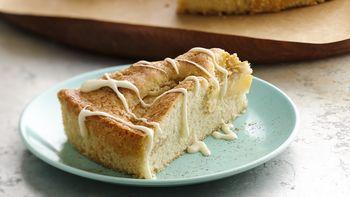 Cardamom Apple Coffee Cake