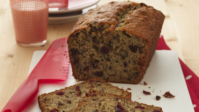 Berry-Banana Bread