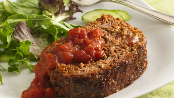 Salsa Meatloaf