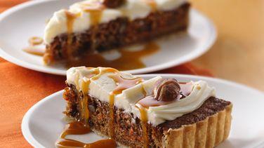Carrot Cake Tart