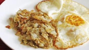 Buttery Homemade Hash Browns