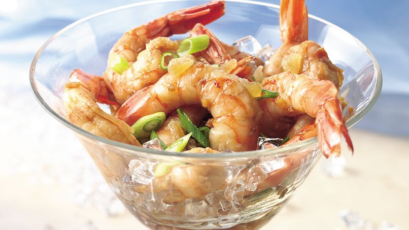 Gingered Shrimp