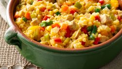 Colombian Arroz con Pollo: Chicken and Rice