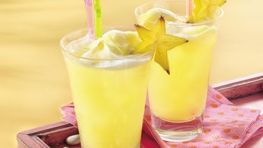 Tropical Sherbet Punch