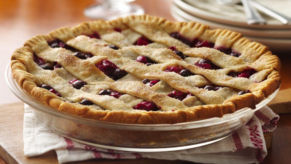 Rhu-Berry Pie