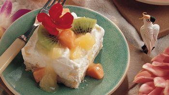 Creamy Tropical Dessert