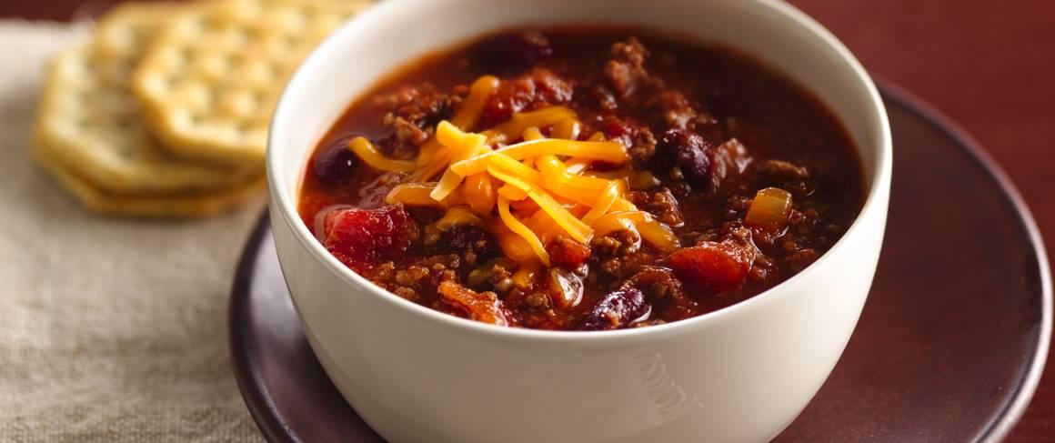 Family-Favorite Chili recipe from Betty Crocker