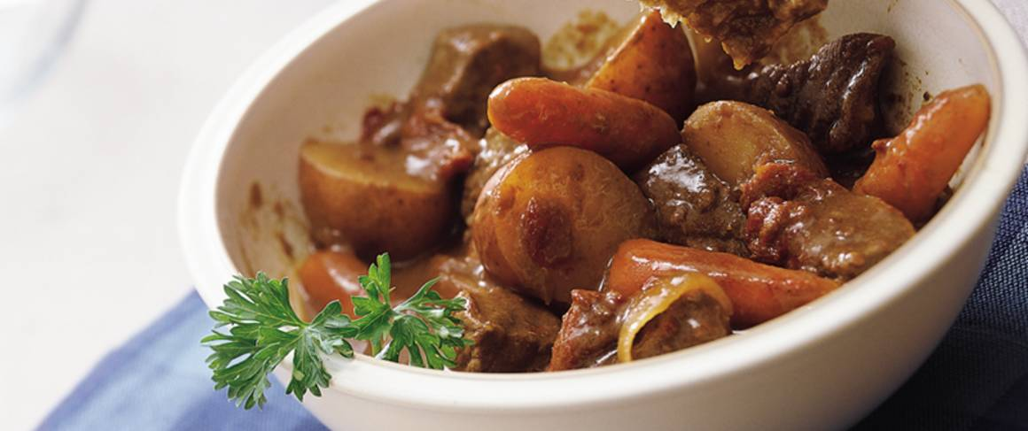 Classic Beef Stew recipe from Betty Crocker