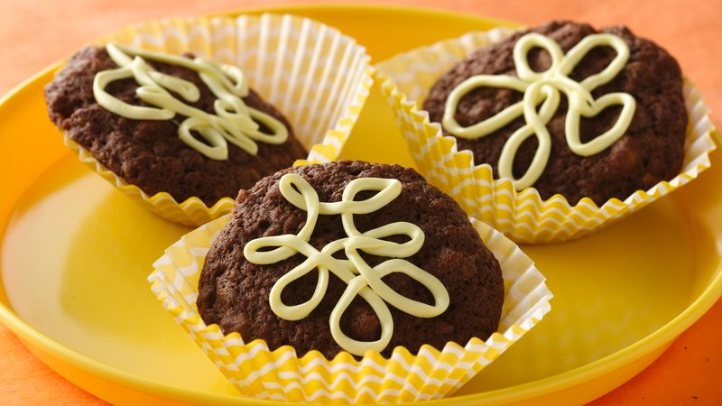 Choco-damia Banana Cookies